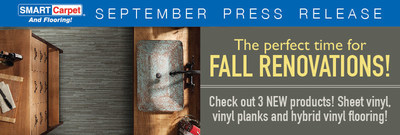 September is the perfect time for fall renovations!