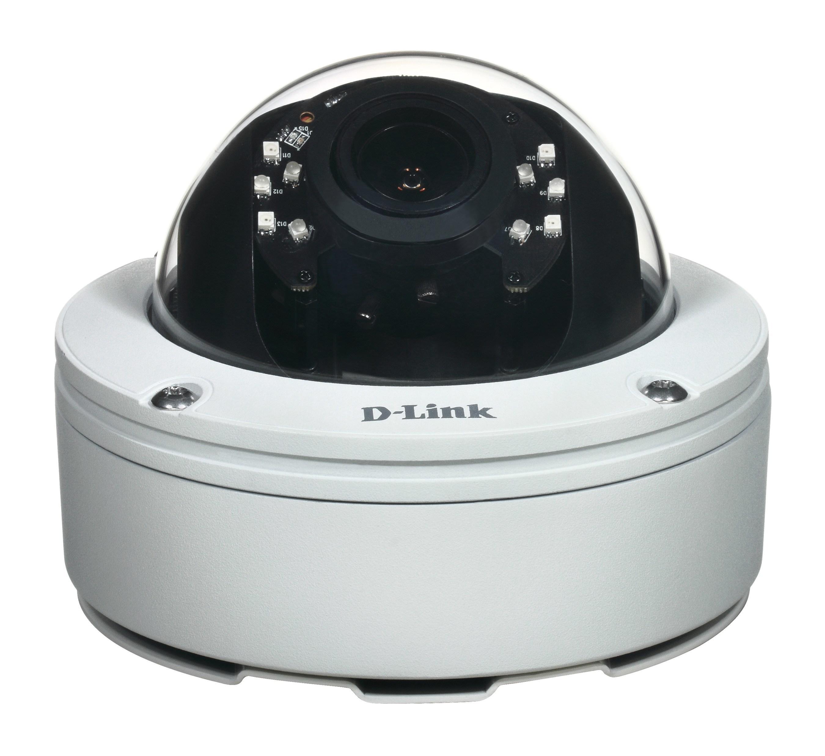 D-Link 5-Megapixel Dome Network Camera (DCS-6517)