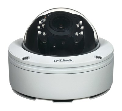 D-Link 5-Megapixel Dome Network Camera (DCS-6517)