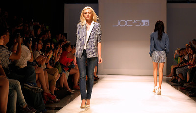 Joe's Fashion Show @Novomania 2013 (PRNewsFoto/UBM Novomania)