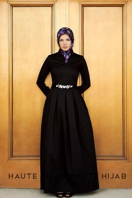 The New Haute Hijab Sophia Gown.  (PRNewsFoto/Haute Hijab)