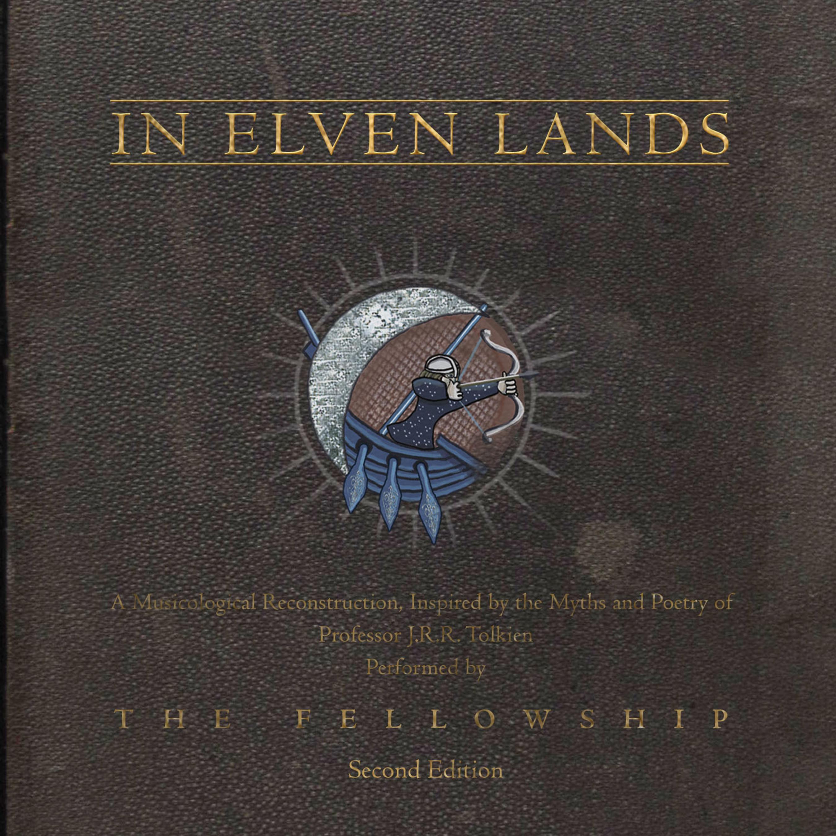 In Elven Lands album cover.  (PRNewsFoto/Oglio Records)