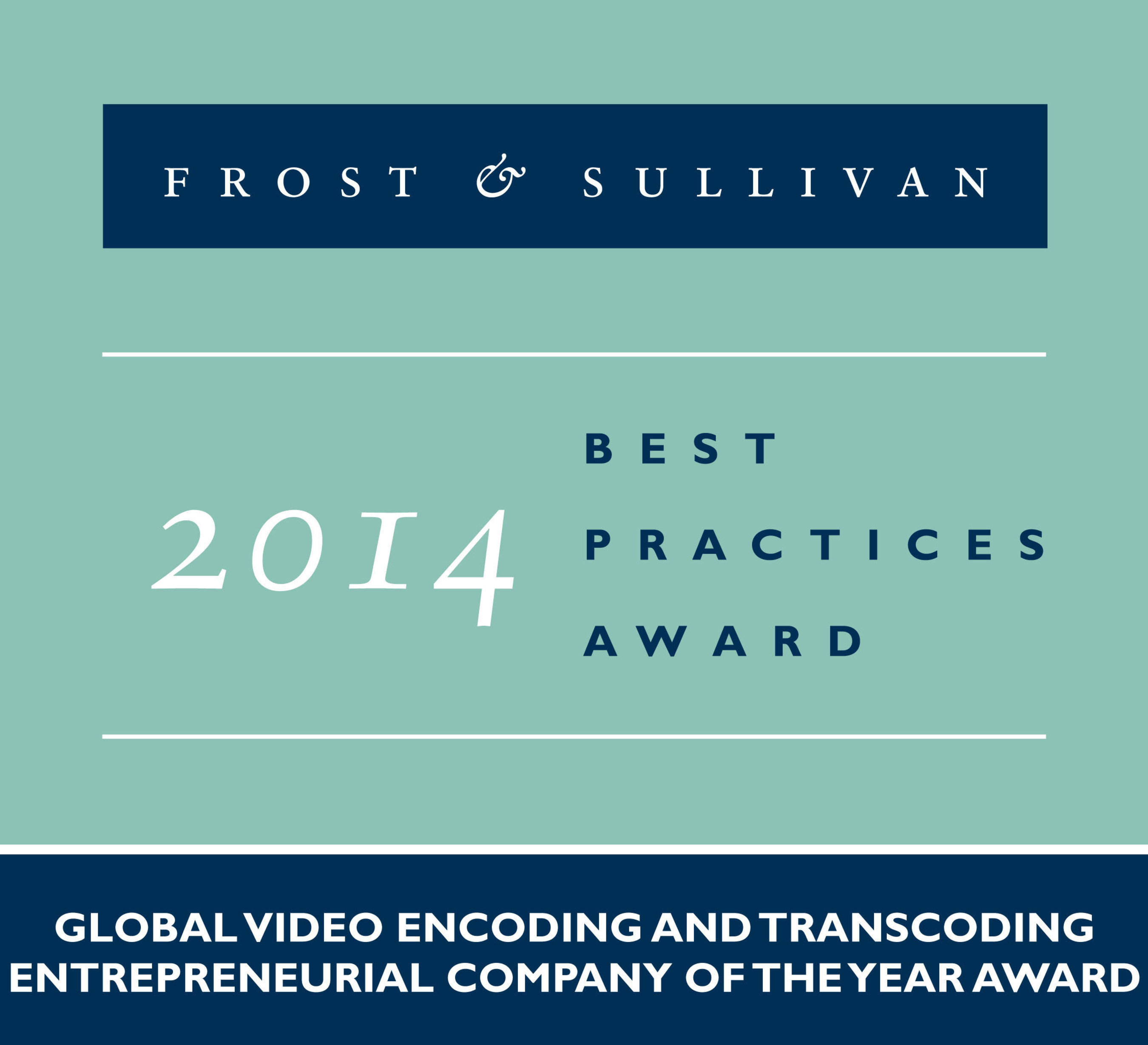 Frost & Sullivan Commends Imagine Communications for its Business Dexterity in the Video Transcoders Market