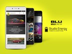 The BLU Studio Energy - America's Most Powerful Battery on a Smartphone - Is Now Available For Purchase on Amazon.com