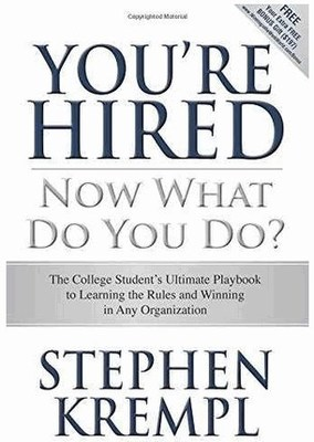 New College Job Success Book Offers Proven Strategies, Tactics and Tips Just in Time for Graduation