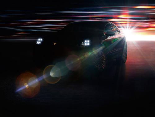 Porsche Macan to Debut at Los Angeles Auto Show.  (PRNewsFoto/Porsche Cars North America, Inc.)
