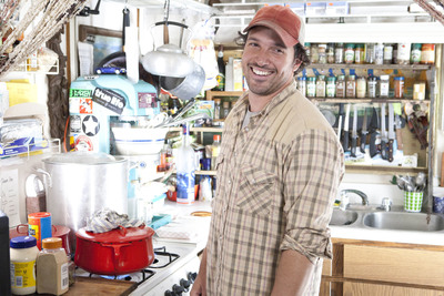 Ben Sargent Shares Summer Seafood Secrets in Anticipation of New Cooking Channel Series: Hook, Line & Dinner