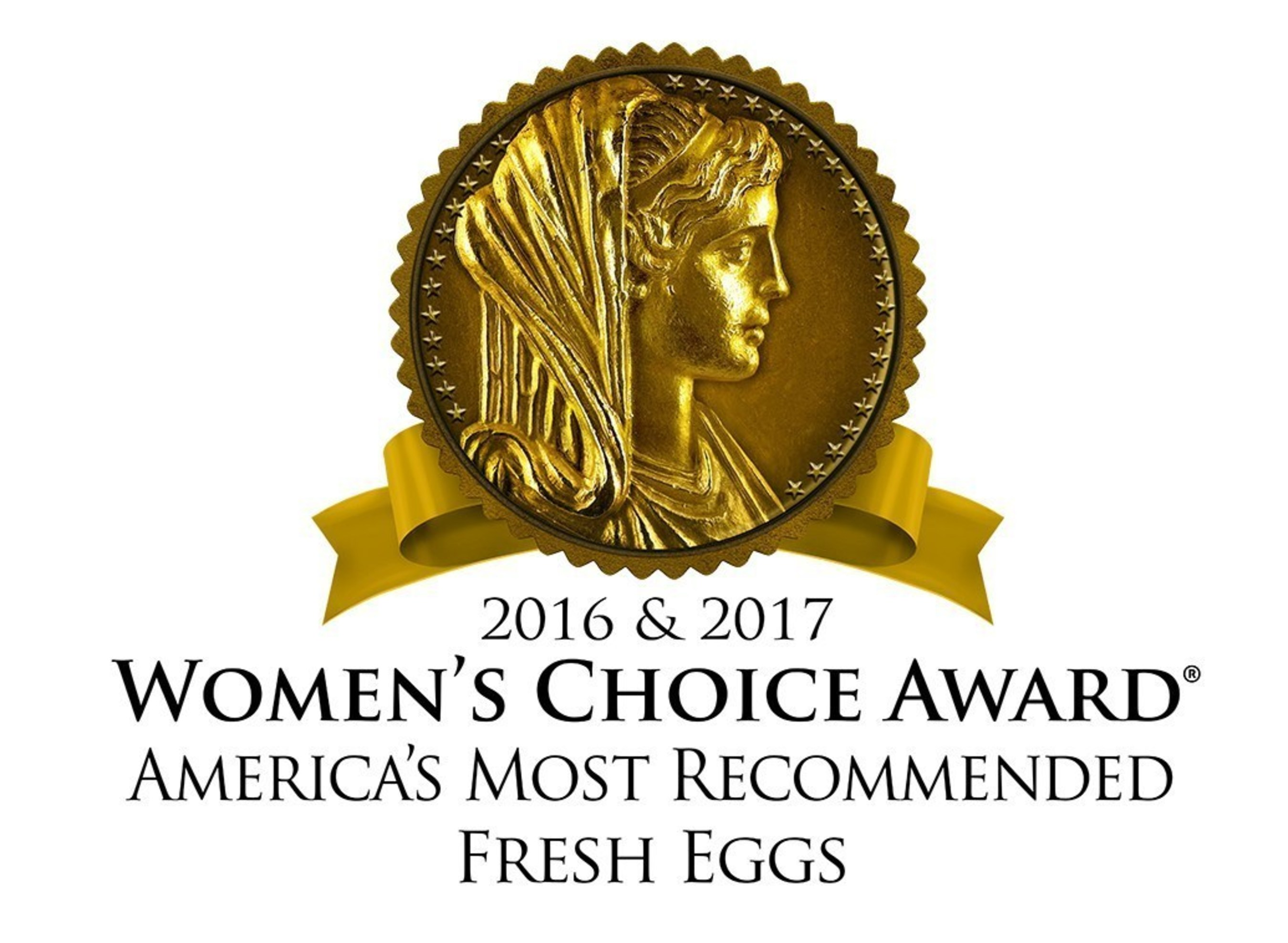 Women's Choice Award - America's Most Recommended Fresh Eggs
