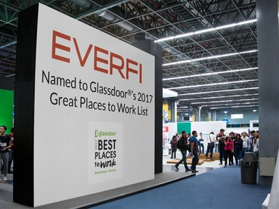 EverFi Named to Glassdoor's Best Places to Work in 2017 List