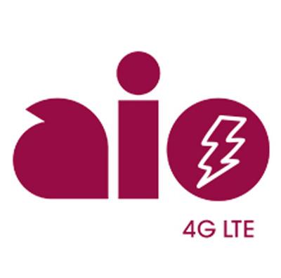 Aio Wireless Launches 4G LTE Service.  (PRNewsFoto/Aio Wireless)