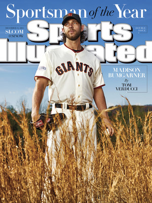 Madison Bumgarner, 2014 Sports Illustrated Sportsman of the Year