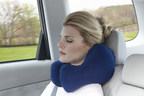 image of a custom made tall pillow for people with longer neck. (PRNewsFoto/BioMed DB Design, LLC)
