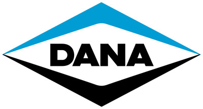 Dana Incorporated logo.