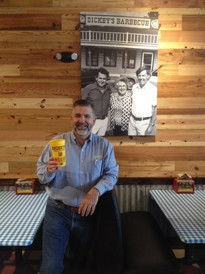 Owner/Operator Lee Waskom opens his second Dickey's Barbecue Pit in Lafayette this Thursday at Ambassador Town Center.
