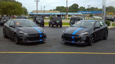 Palmen Motors has two of the Dodge Dart Mopar models in stock now.  (PRNewsFoto/Palmen Motors)