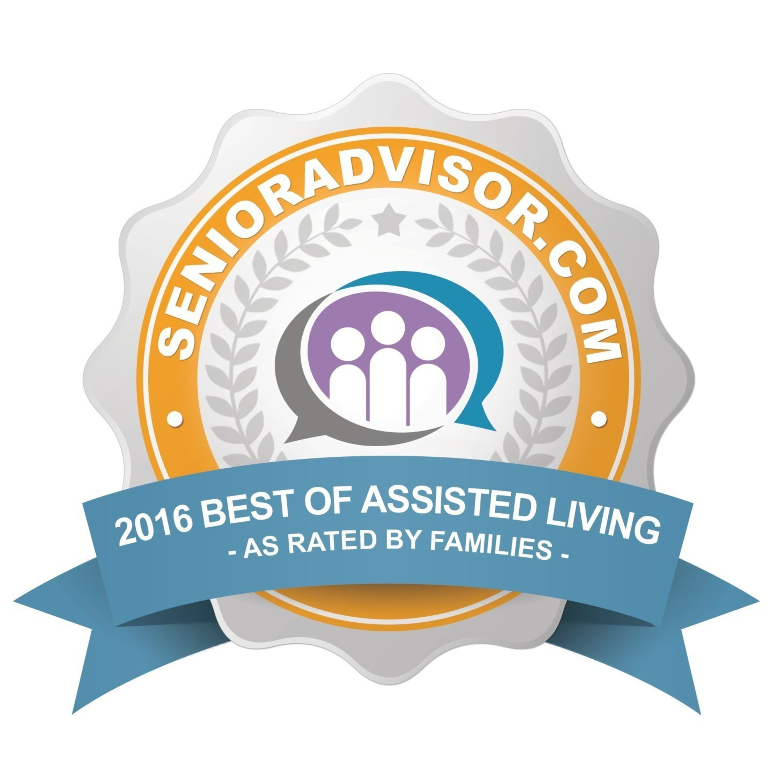 52 Enlivant Communities Win 2016 Best of Assisted Living Awards from SeniorAdvisor.com