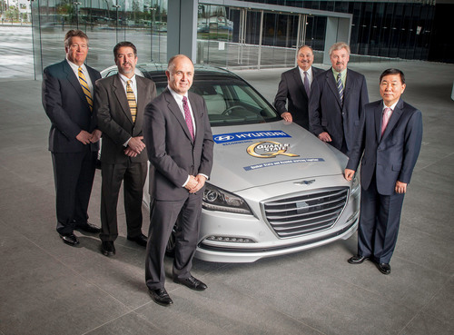 FOUNTAIN VALLEY, Calif., Feb. 28, 2014 -- Hyundai Motor America today announced a relationship with Shell Oil ...