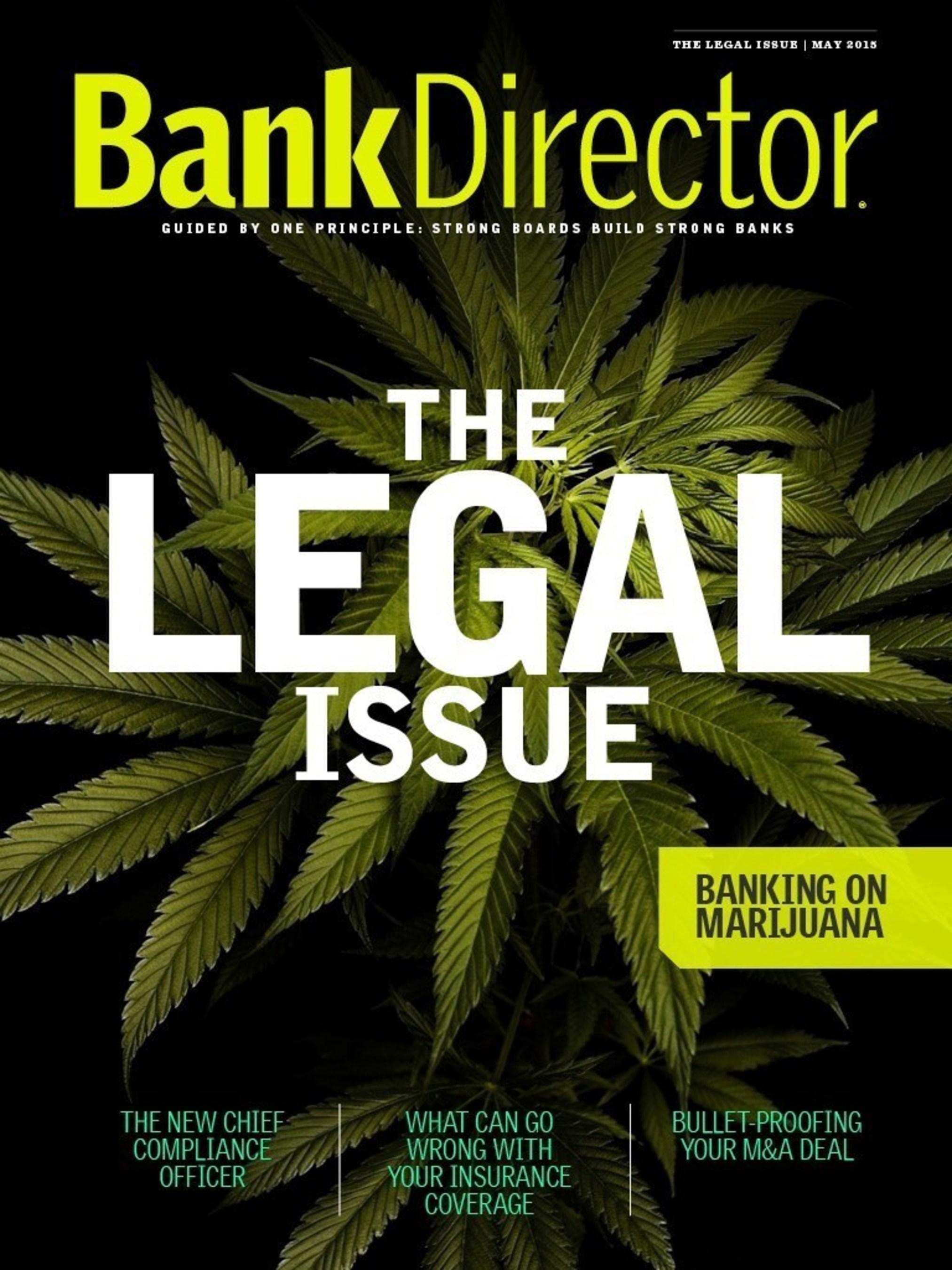 BankDirector May 2015 Digital Magazine Cover