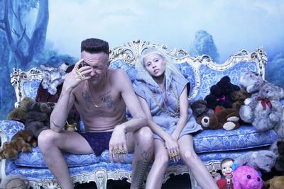 Antwoord Die Tour Die Antwoord Drops Album 0