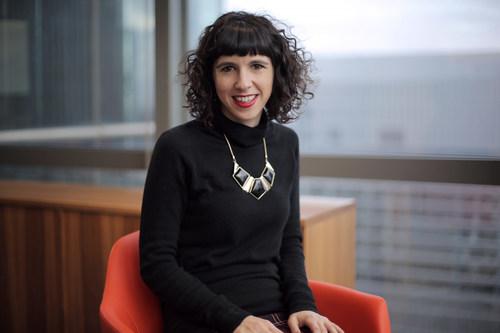 Serena Kutchinsky, Digital Editor  Newsweek Europe (PRNewsFoto/Newsweek Europe)