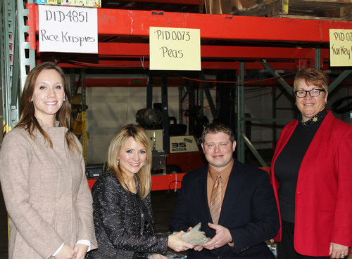 CONSOL Energy Donates More than $49,000 in its Continued Effort to Fight Hunger in Greene County