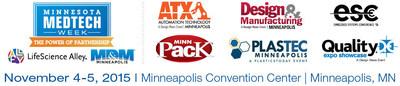 Minnesota Medtech Week | November 4-5, 2015 | Minneapolis Convention Center