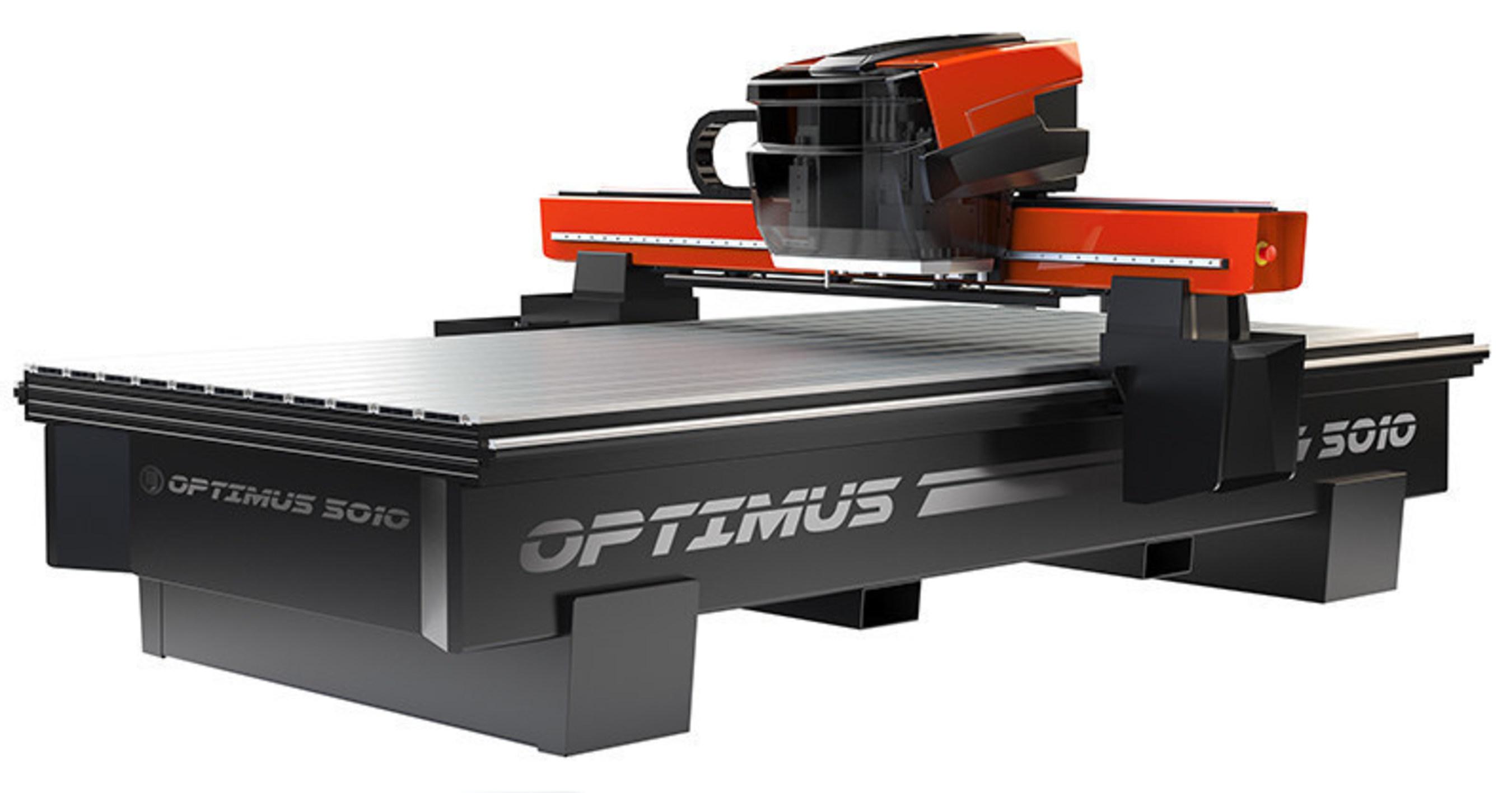 AXYZ International Presents Optimus: A New Cabinet Making