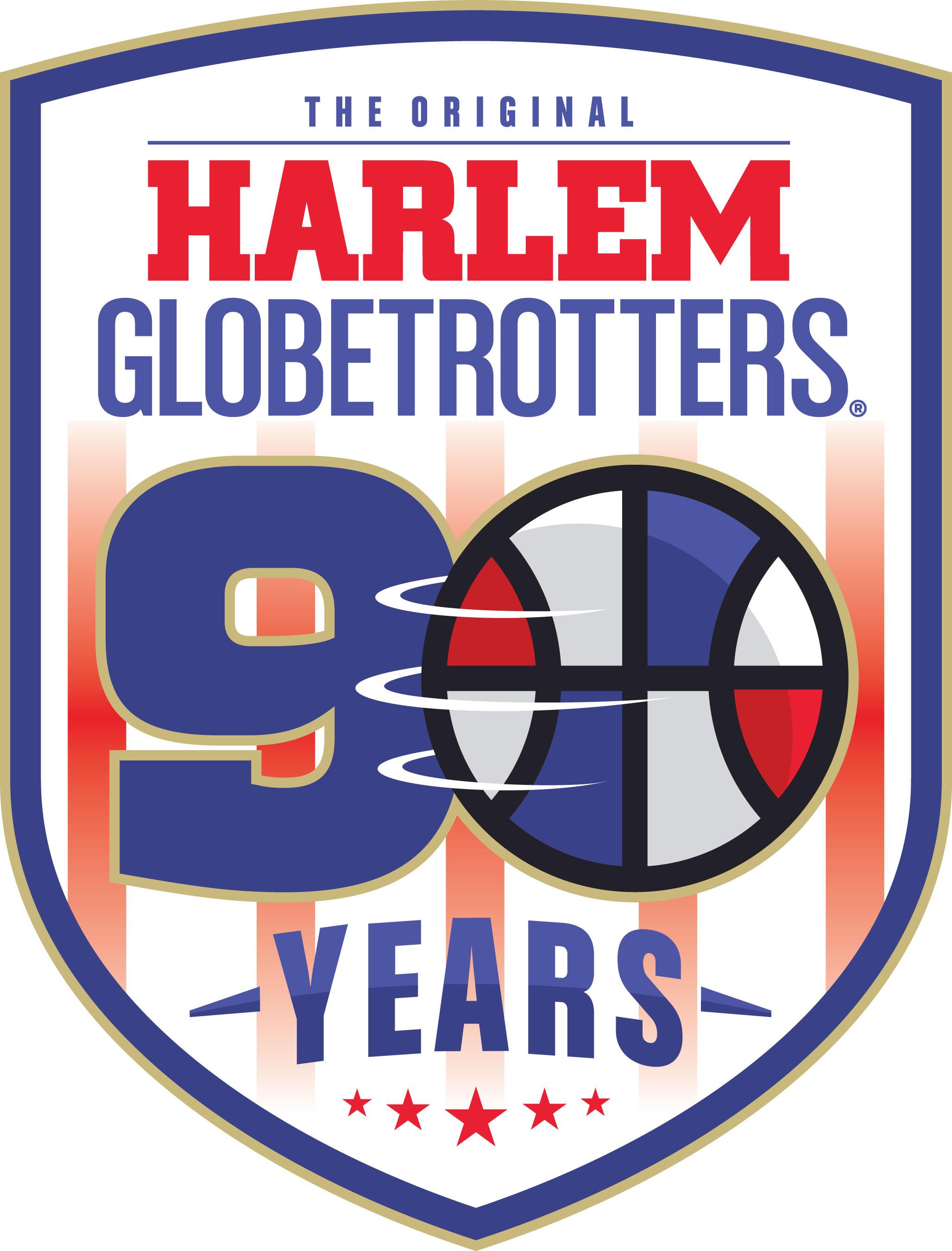 The Harlem Globetrotters logo