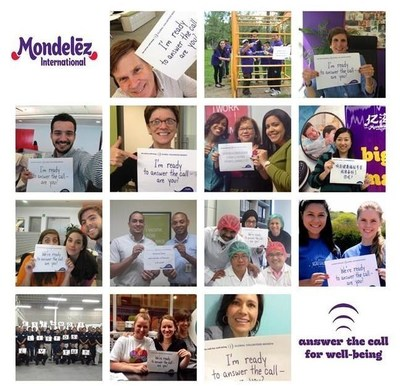 This October, nearly 15,000 Mondelez International colleagues stepped up to answer the Call For Well-being - the company's growth strategy to help protect the well-being of the planet and its people - by volunteering 47,000 hours across more than 70 countries during its annual Global Volunteer Month.