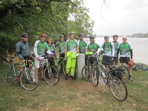 In 2013, the AFCEA International Cycle for STEM 2013 team cycled from Pittsburgh to Washington, D.C., raising ...