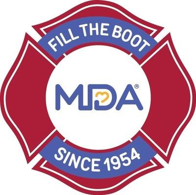 MDA Fill the Boot logo 2016
