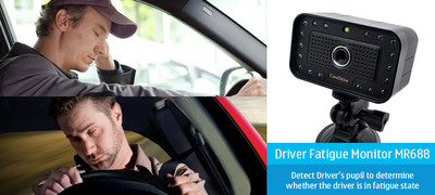 Driver Fatigue Monitoring System By Rear View Safety