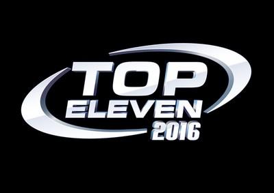 Top Eleven 2016 Logo (PRNewsFoto/Top Eleven 2016) (PRNewsFoto/Top Eleven 2016)