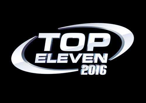 Top Eleven 2016 Logo (PRNewsFoto/Top Eleven 2016)