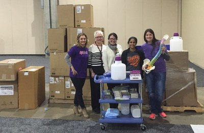 VWR and its suppliers proudly donate products to Girlstart in support of their afterschool STEM education programs.