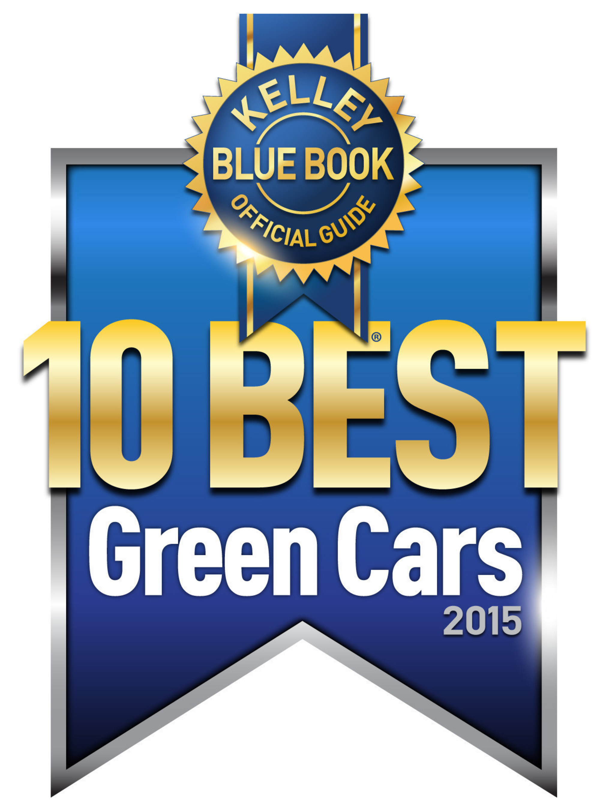Kelley Blue Book's KBB.com Names 10 Best Green Cars of 2015