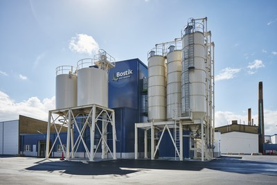 Bostik Opens New Manufacturing Plant in Sweden