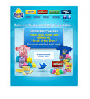 "PEEPS & COMPANY(R) Announces ""Deal of the Day"" Sweepstakes.  (PRNewsFoto/PEEPS & COMPANY)"