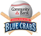 Community Bank of Tri-County Named Official Bank Of The Southern Maryland Blue Crabs