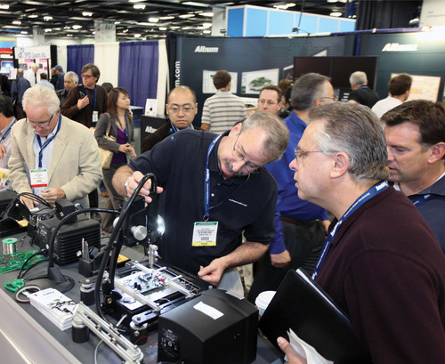 Electronics West at Anaheim Convention Center. (PRNewsFoto/UBM Canon) (PRNewsFoto/UBM CANON)