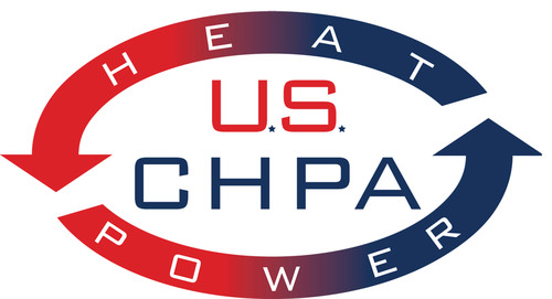 USCHPA Logo. (PRNewsFoto/U.S. CHP Association) (PRNewsFoto/U.S. CHP ASSOCIATION)