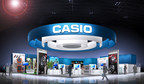 Casio Puts Innovation on Display at 2015 International CES