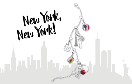 New York, New York! THOMAS SABO presents a special Charm Club edition inspired by the city that never sleeps. ...