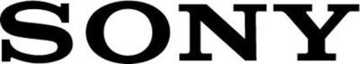 Sony logo.  (PRNewsFoto/Sony)