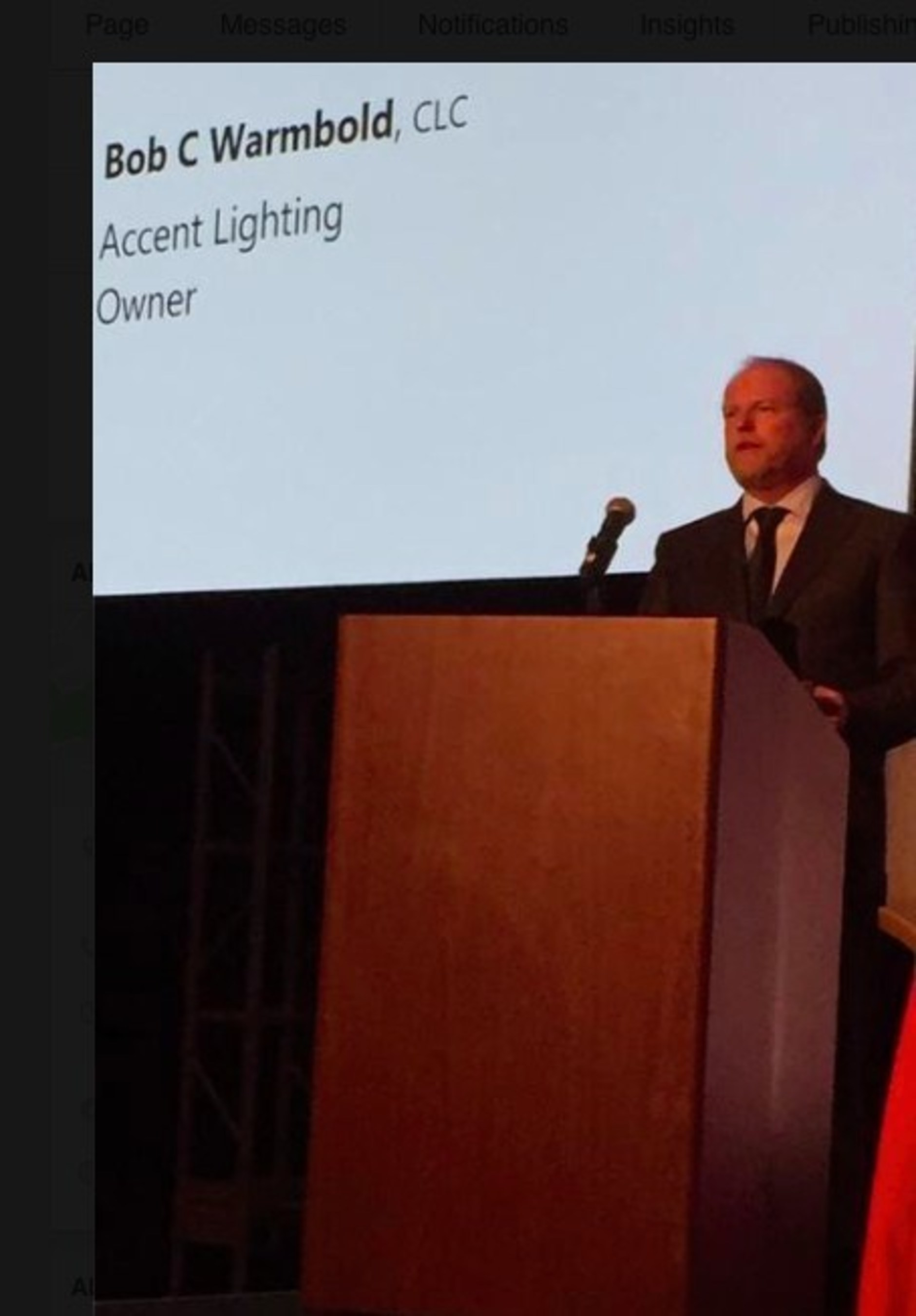 Accent Lighting Announces New Central