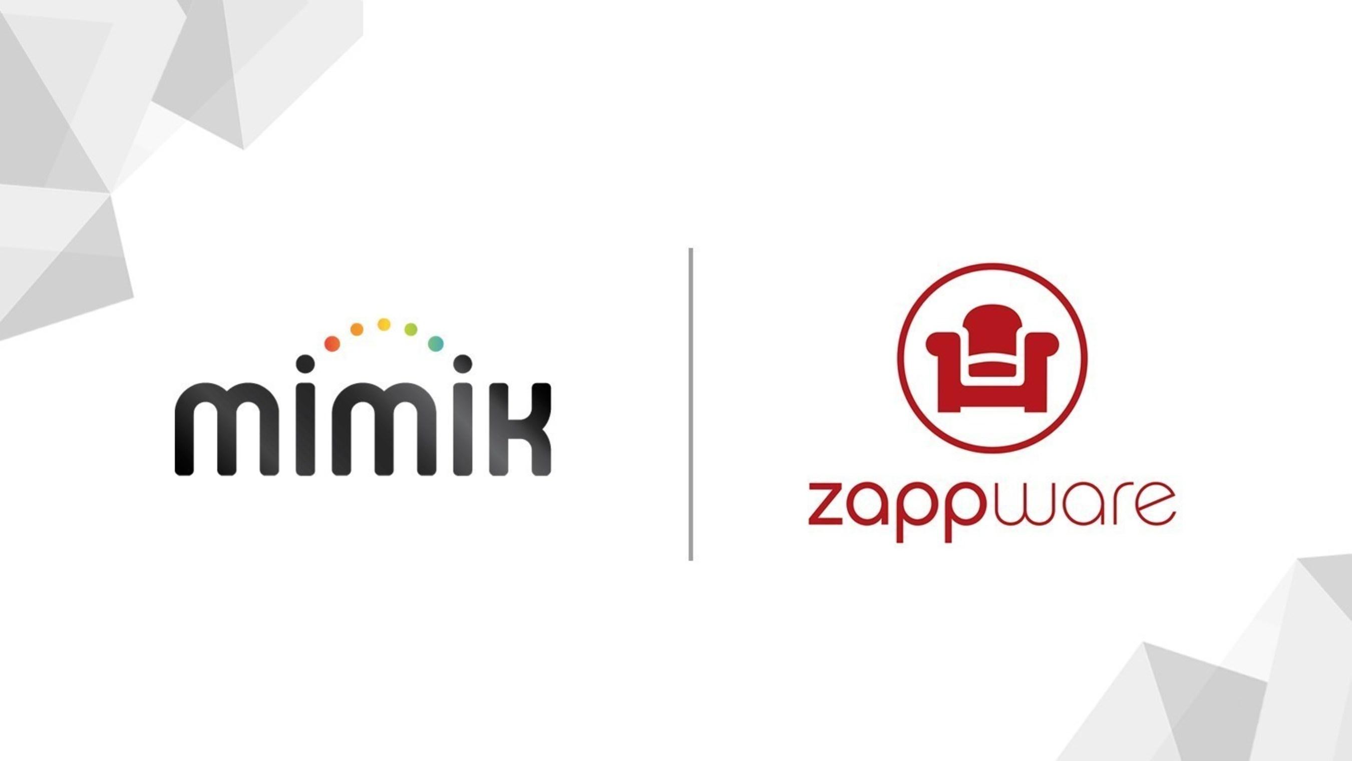 mimik and Zappware Announce Strategic Partnership