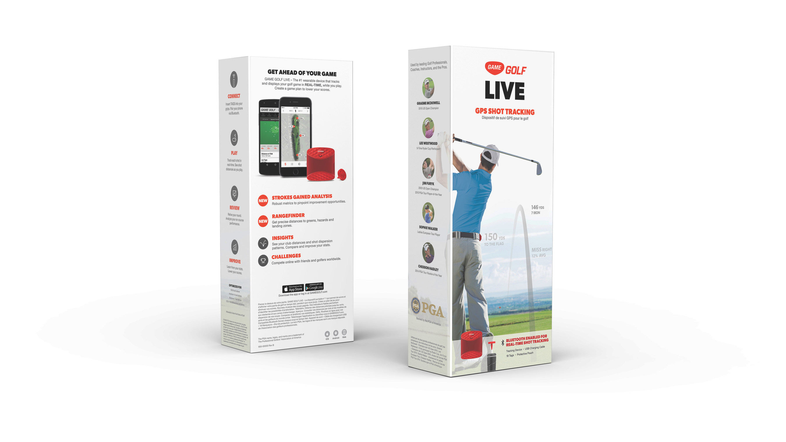 New GAME GOLF LIVE wins a GOLF DIGEST Editor's Choice Award for Best Game Analyzers 2016