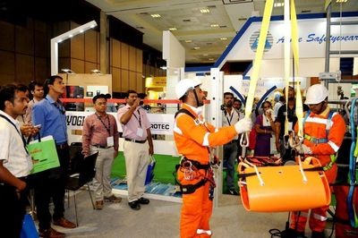 PR NEWSWIRE INDIA- Demonstrations at Occupational Safety & Health India Exhibition & Conference, OSH India 2014