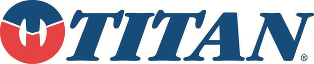 Titan International, Inc. logo.