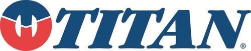 Titan International, Inc. logo. (PRNewsFoto/Titan International) (PRNewsFoto/TITAN INTERNATIONAL)